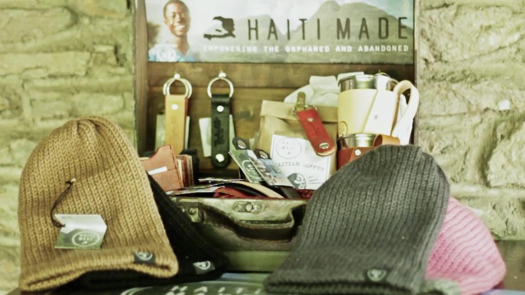 Haiti Made -  Job Creation & Orphan Prevention project video thumbnail