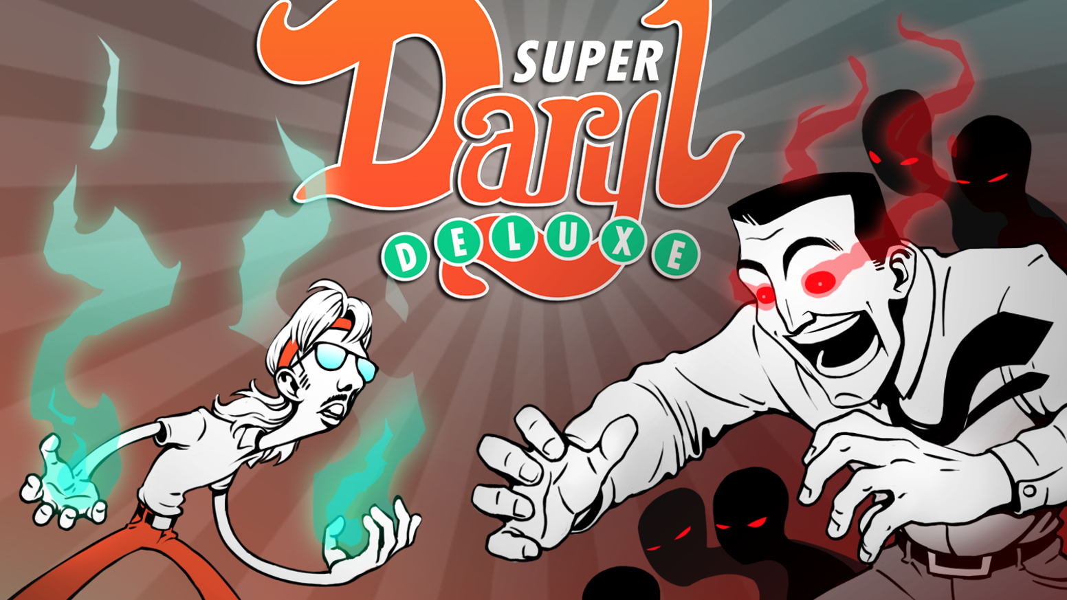 Super Daryl Deluxe is a 2D slapstick action-RPG for PC. Create your own combat system and save the world!