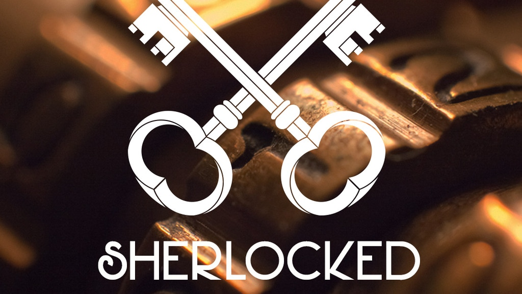 Sherlocked - Mystery Game Room in Amsterdam project video thumbnail