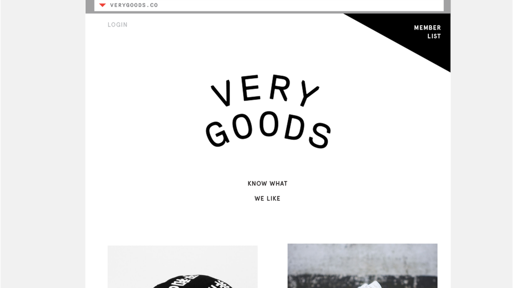 Very Goods, the new Svpply project video thumbnail