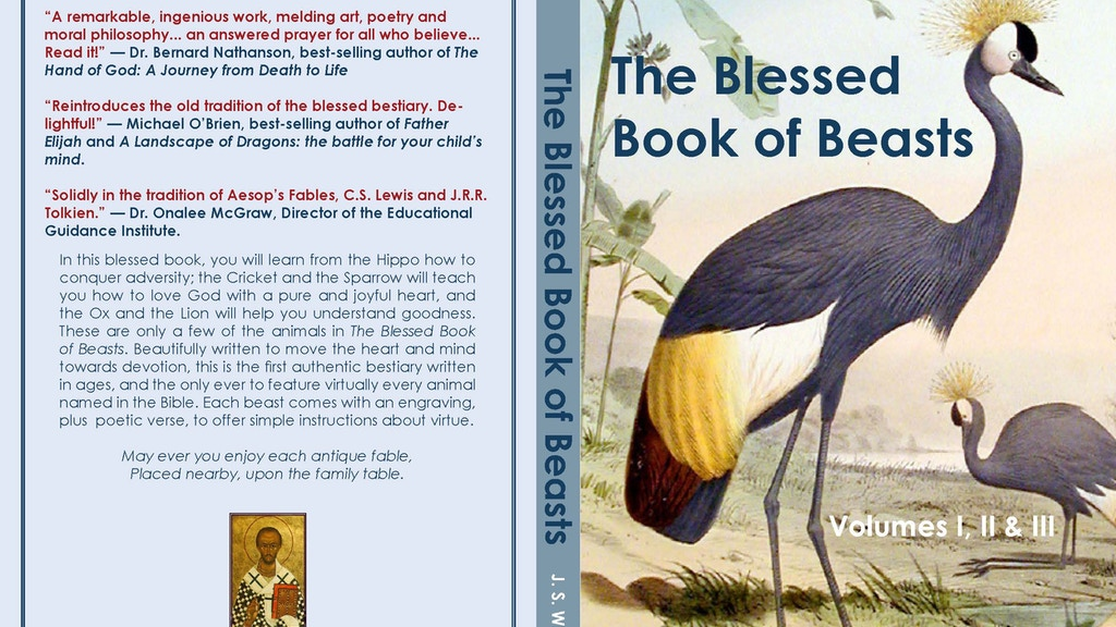 The Blessed Book of Beasts project video thumbnail