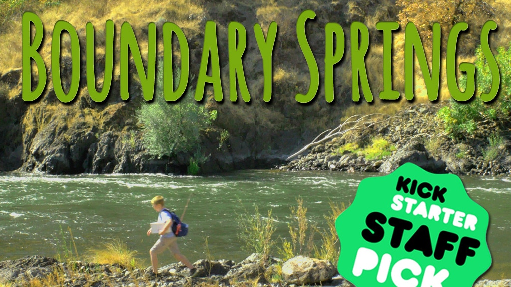 Boundary Springs project video thumbnail