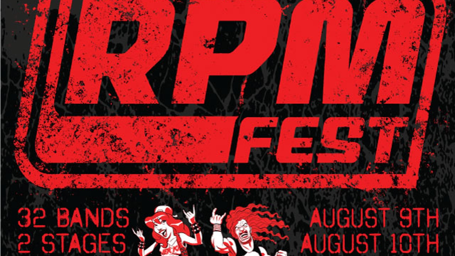 RPM Fest 2014 - a Heavy Music Festival in Western Mass by RPM Fest ...
