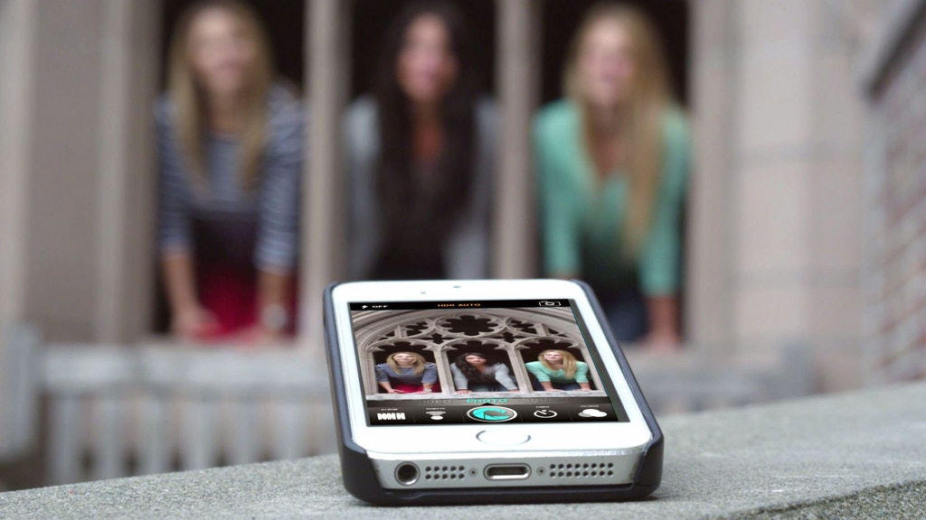 CaseCam: The Ultimate Selfie Device project video thumbnail