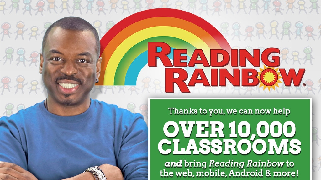 Bring Reading Rainbow Back for Every Child, Everywhere! project video thumbnail