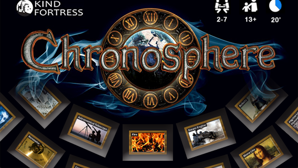 ChronoSphere: Bluff Your Way Through History project video thumbnail