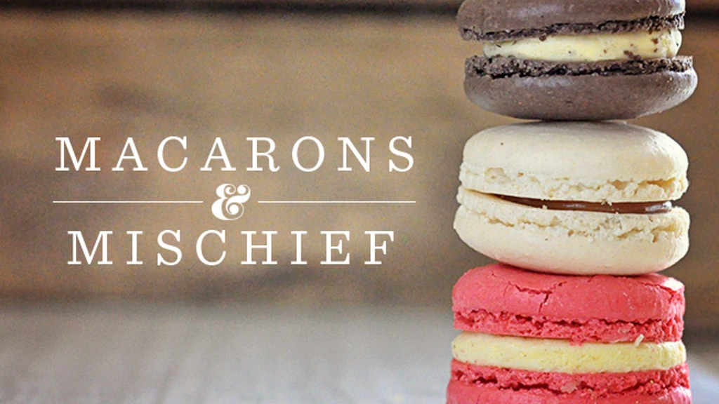 Lady Yum | Washington's First French Macaron Parlor project video thumbnail