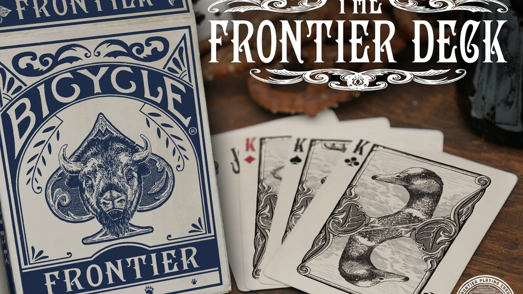 The Frontier Deck project video thumbnail