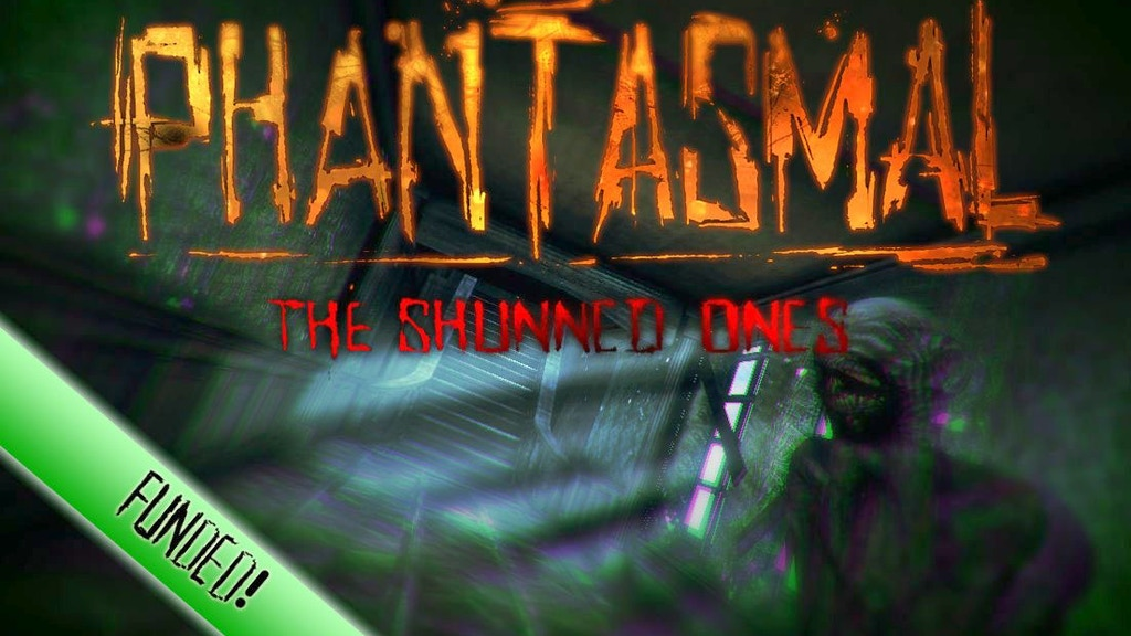 Phantasmal: Roguelike Survival Horror project video thumbnail
