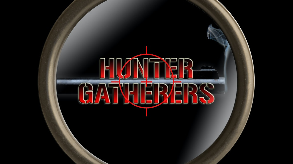 HUNTER GATHERERS project video thumbnail