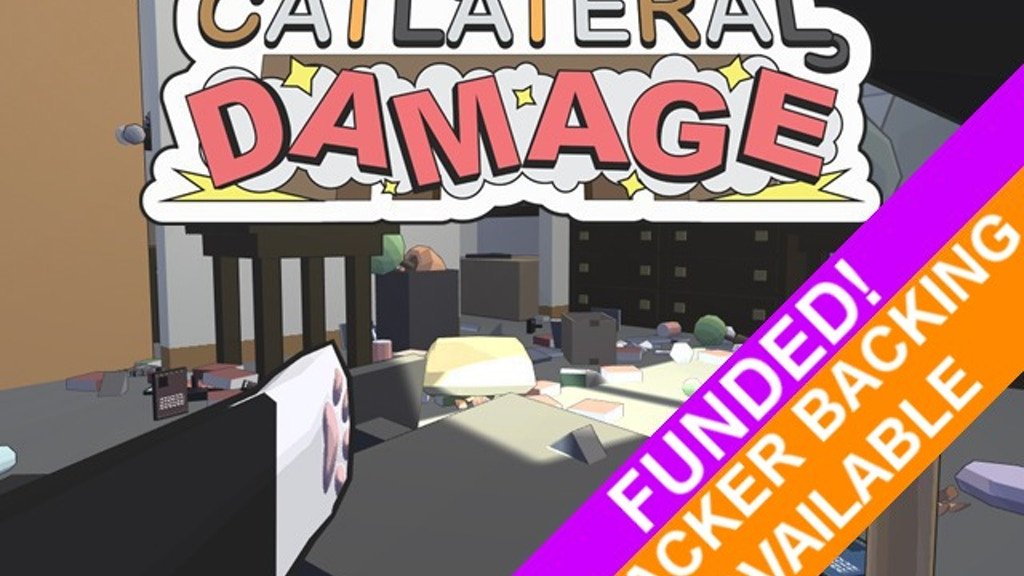 Catlateral Damage project video thumbnail