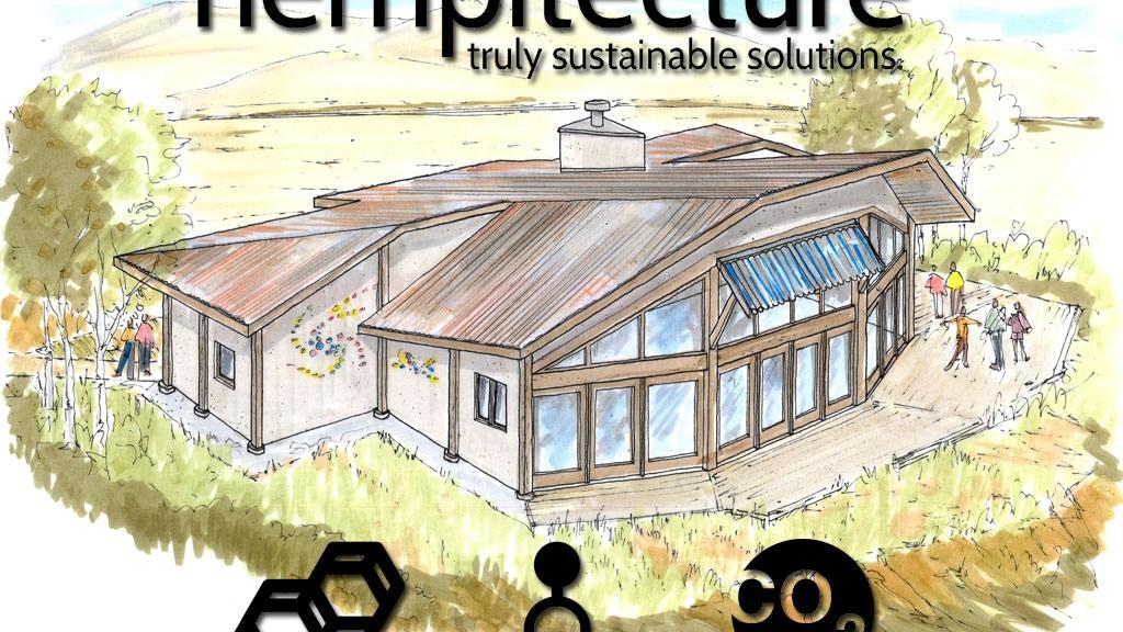 Hemp Building at Idaho BaseCamp project video thumbnail