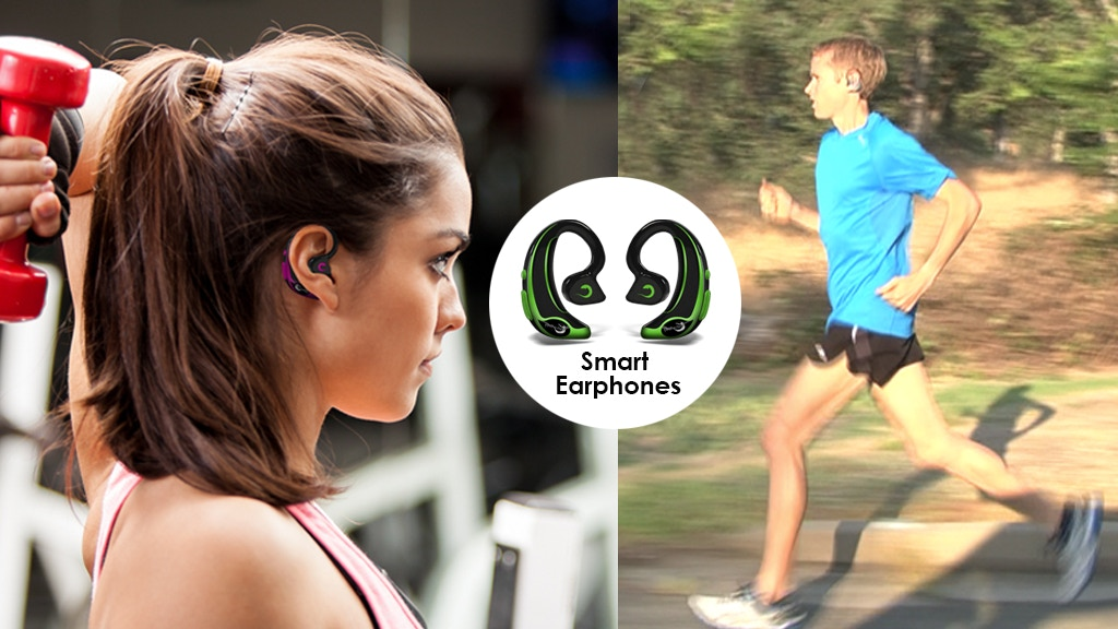 FreeWavz:  Smart Earphones with Built-in Fitness Monitoring project video thumbnail