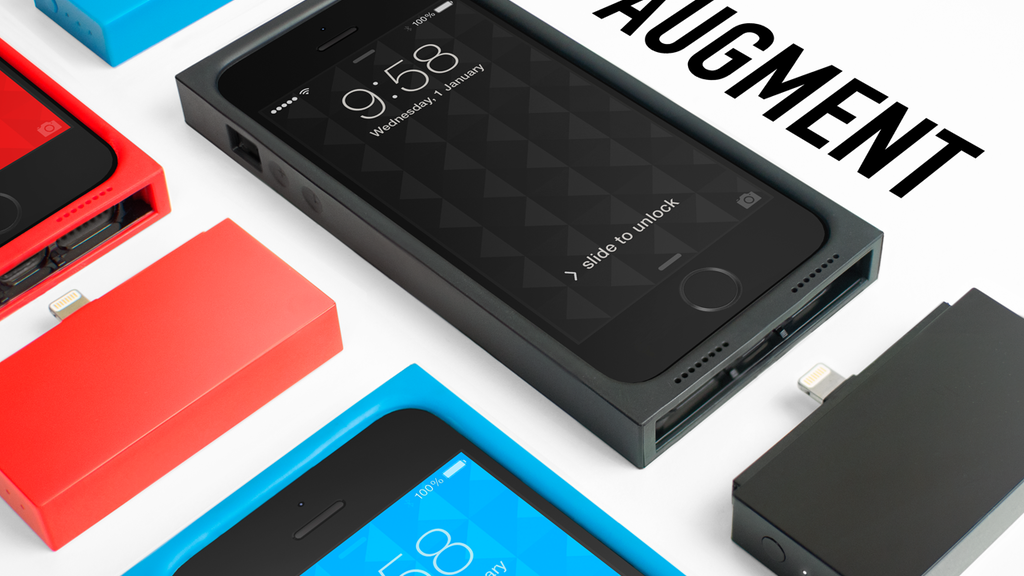 AUGMENT - The Modular Charging Solution For iPhone project video thumbnail