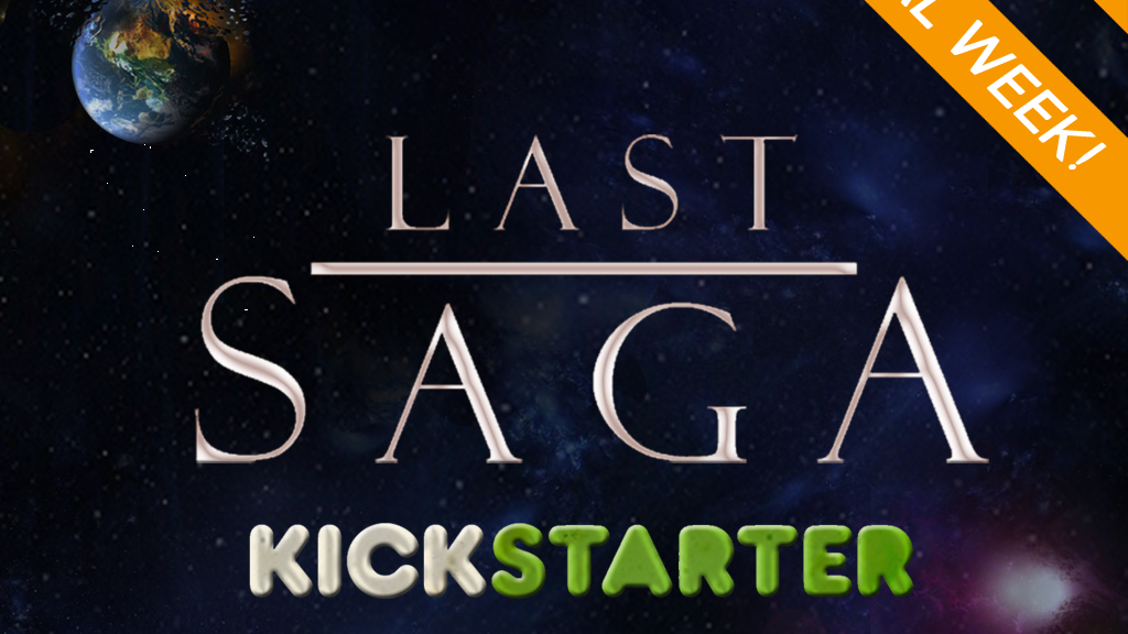 Last Saga project video thumbnail