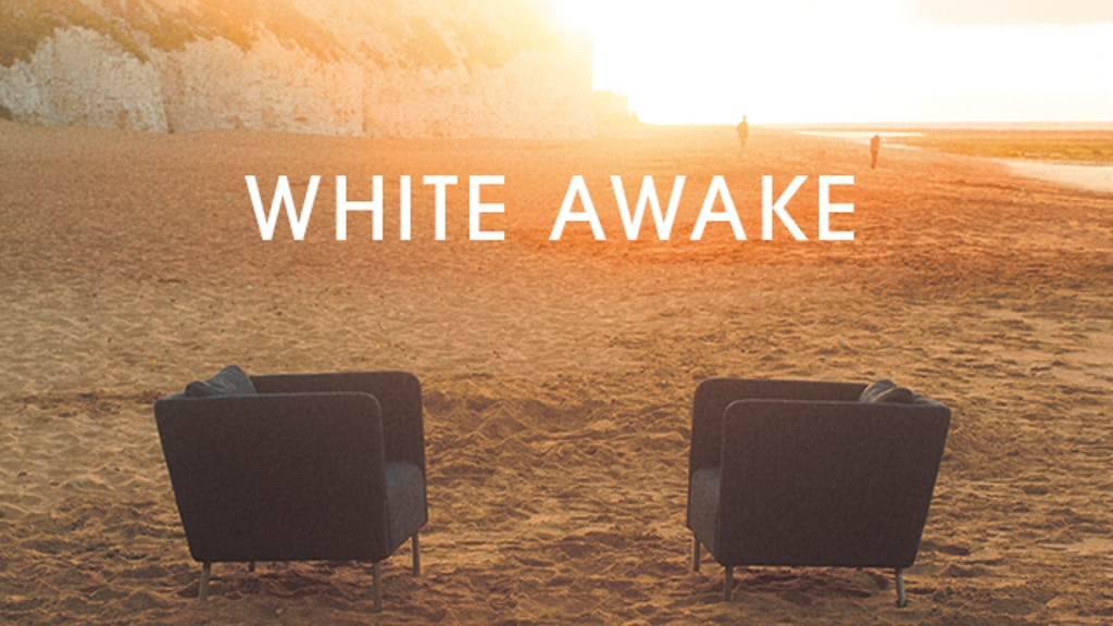 White Awake - a 16mm short film project video thumbnail