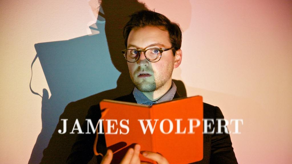James Wolpert Makes A Record project video thumbnail