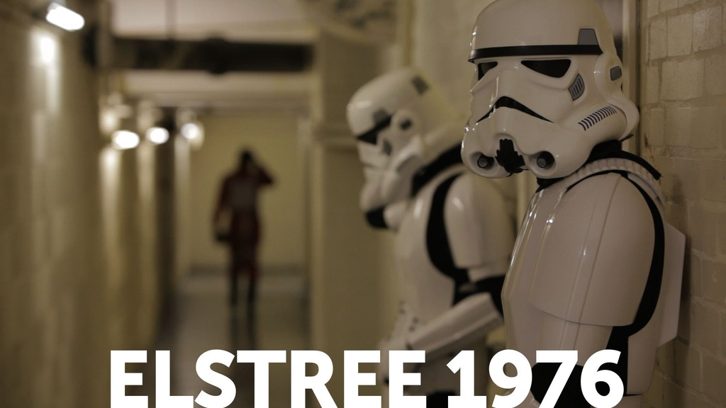 ELSTREE 1976 project video thumbnail
