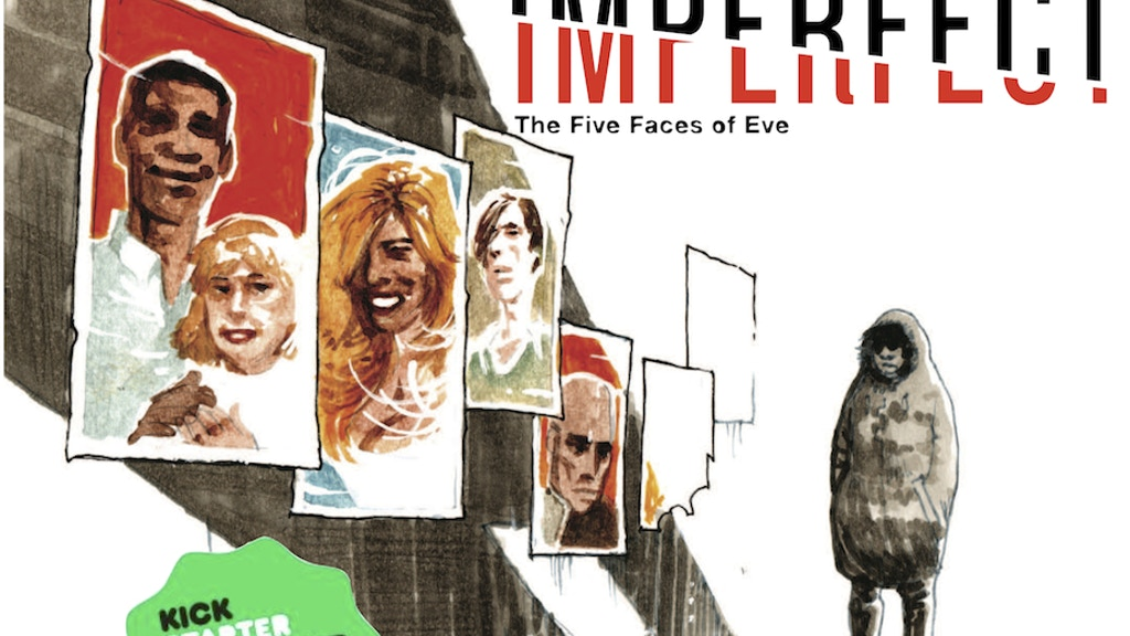 Imperfect - Comic Book Series project video thumbnail