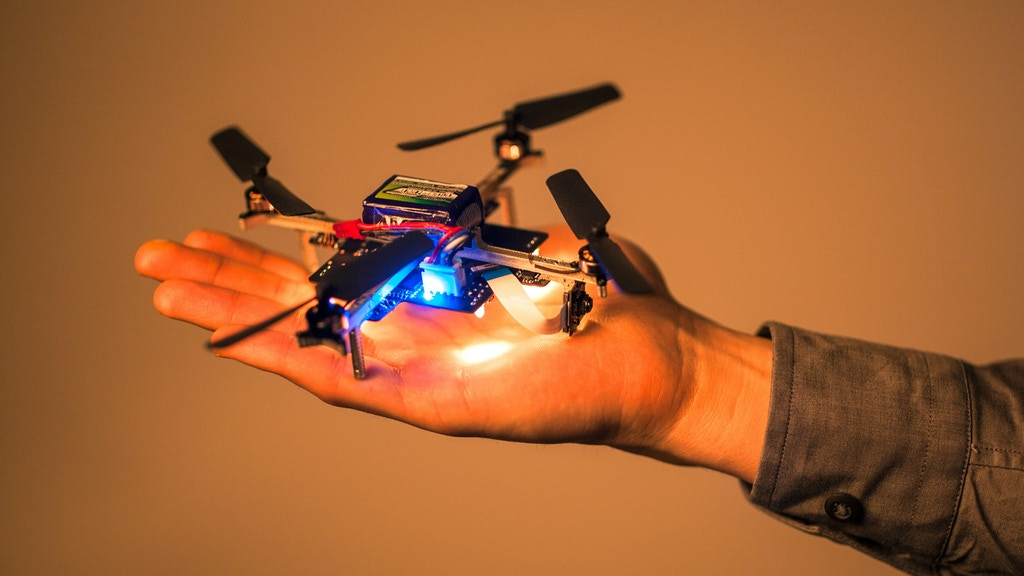 Phenox: intelligent, interactive and programmable drone project video thumbnail