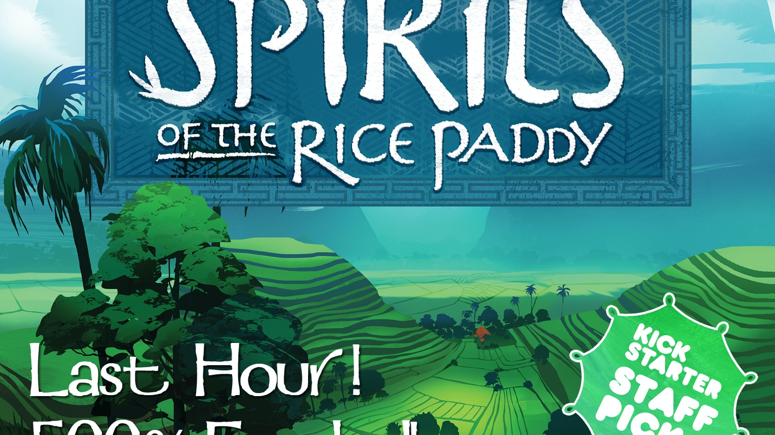 Step into the life of a Balinese farmer. Build your paddies, then plant, weed and harvest the rice. Let the Spirits guide your way... You can still get Spirits by clicking the button below!