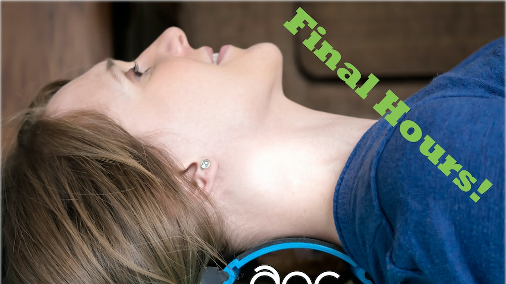 The ARC: Neck & Back Tension Relief Creates Perfect Posture project video thumbnail