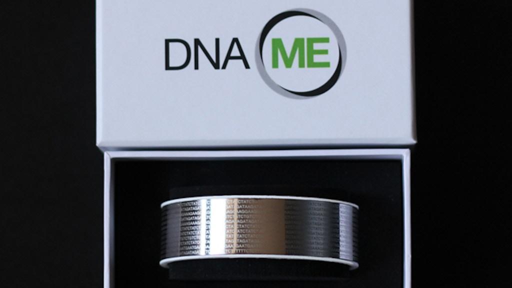 THE DNA BRACELET project video thumbnail