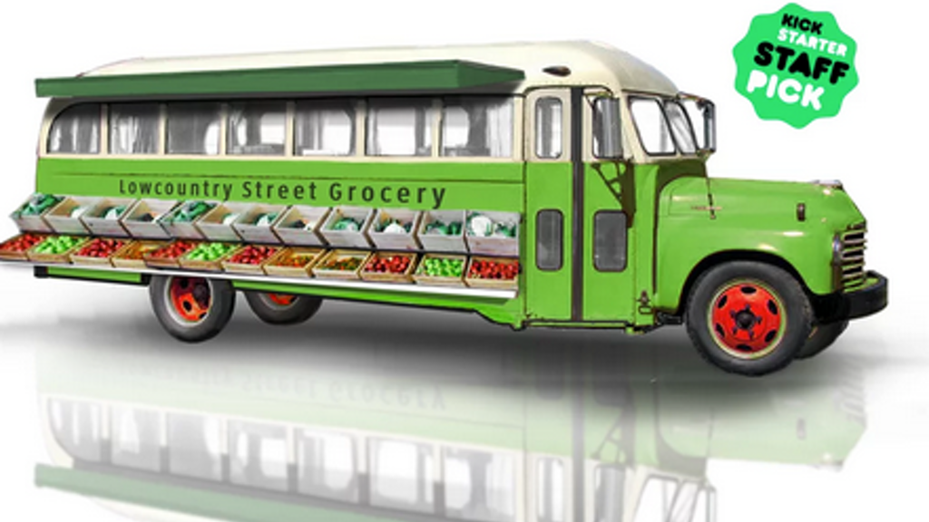Lowcountry Street Grocery : Mobile Farmers' Market project video thumbnail