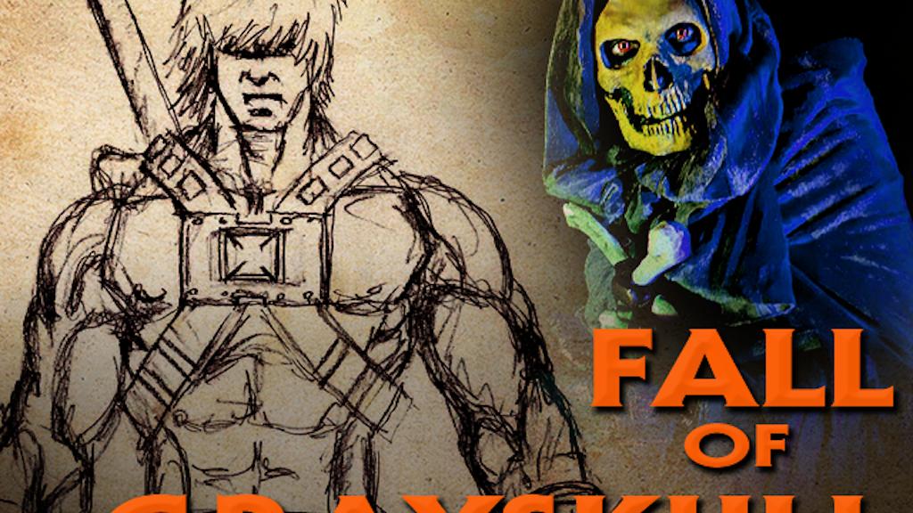 "He-Man Fan Film - ""Fall of Grayskull"" project video thumbnail"