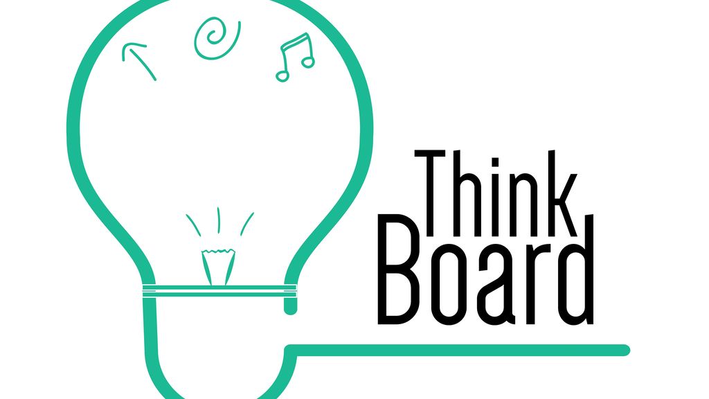 Think Board - A Creative Space For Endless Ideas project video thumbnail
