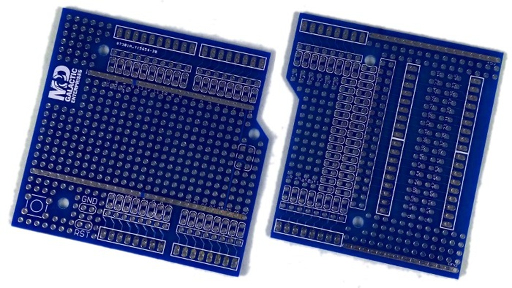 Universal Screw-Block Proto-Shield System for Arduino, r2 project video thumbnail