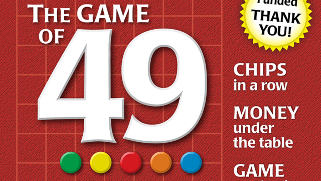 The Game of 49 by Markee Games — Kickstarter