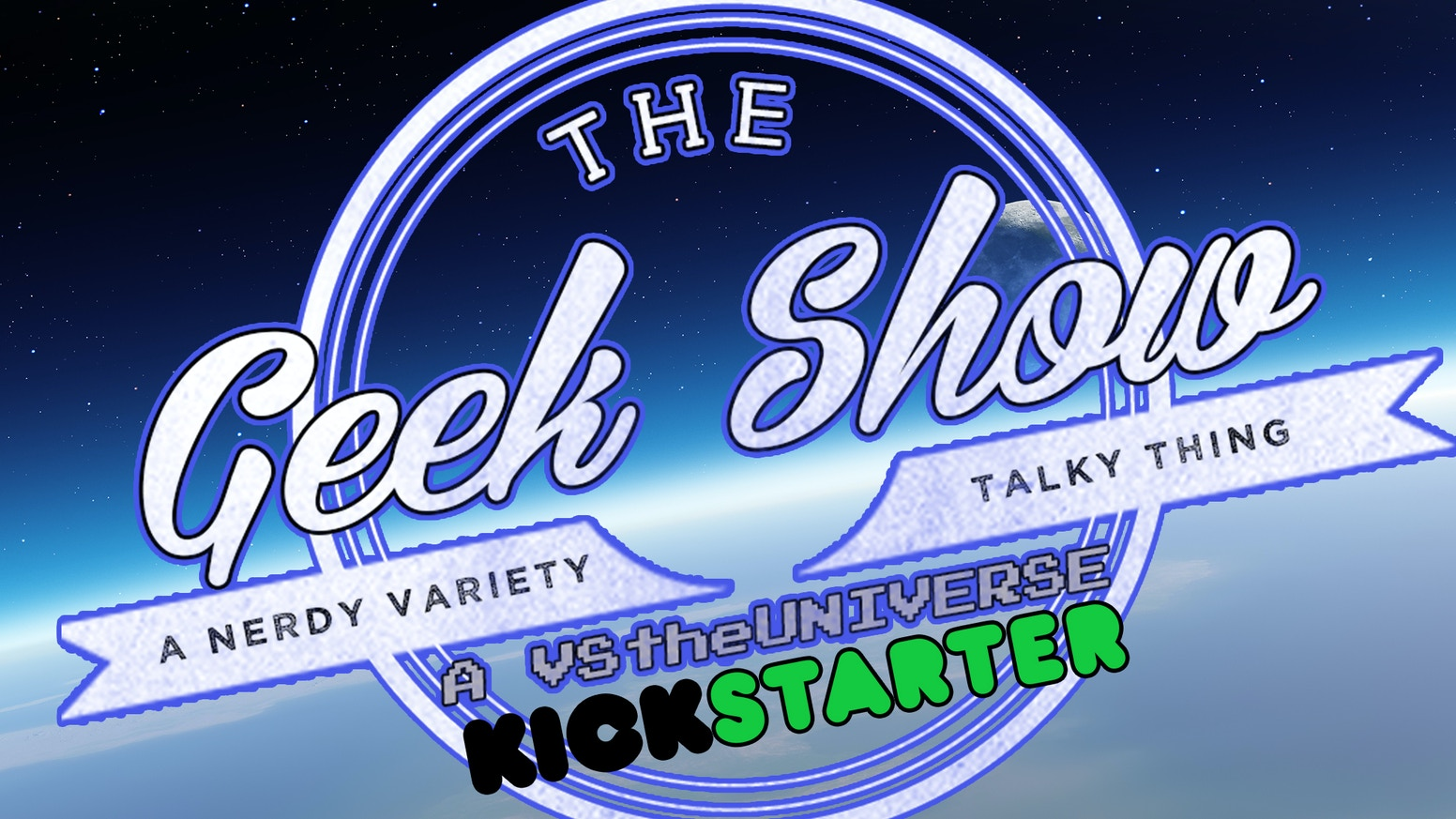 The Geek Show is a variety show with guests, games, sketches, and a focus on the Nerd community in Chicago. Allons-y!