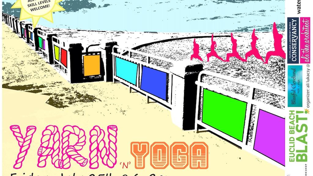 YARN n YOGA project video thumbnail
