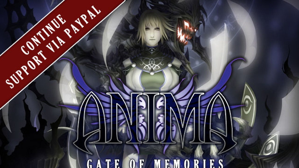 Anima Gate of Memories: Extended Campaign project video thumbnail