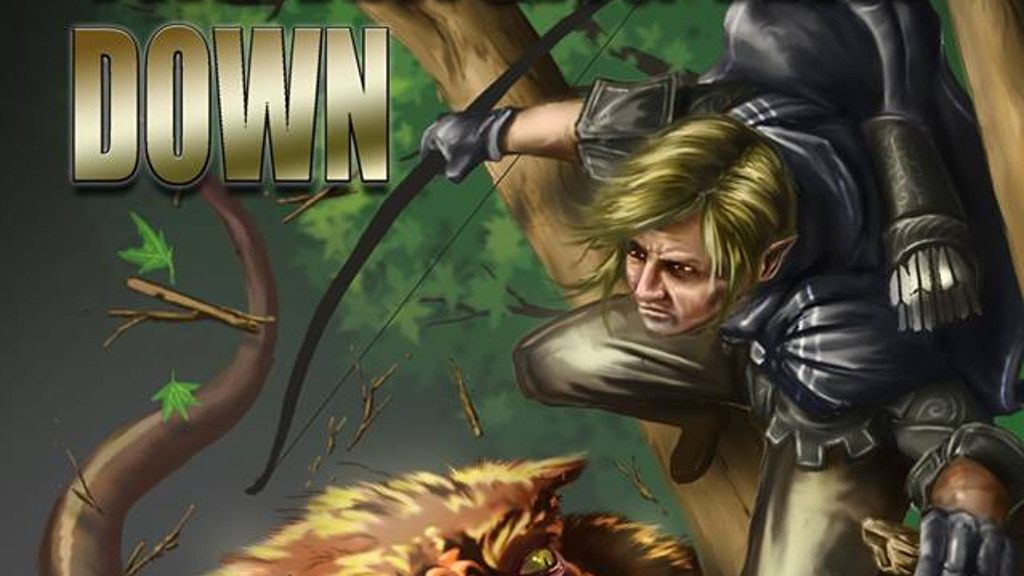 Project image for The Wrong Way Down: Book One (edition 2)