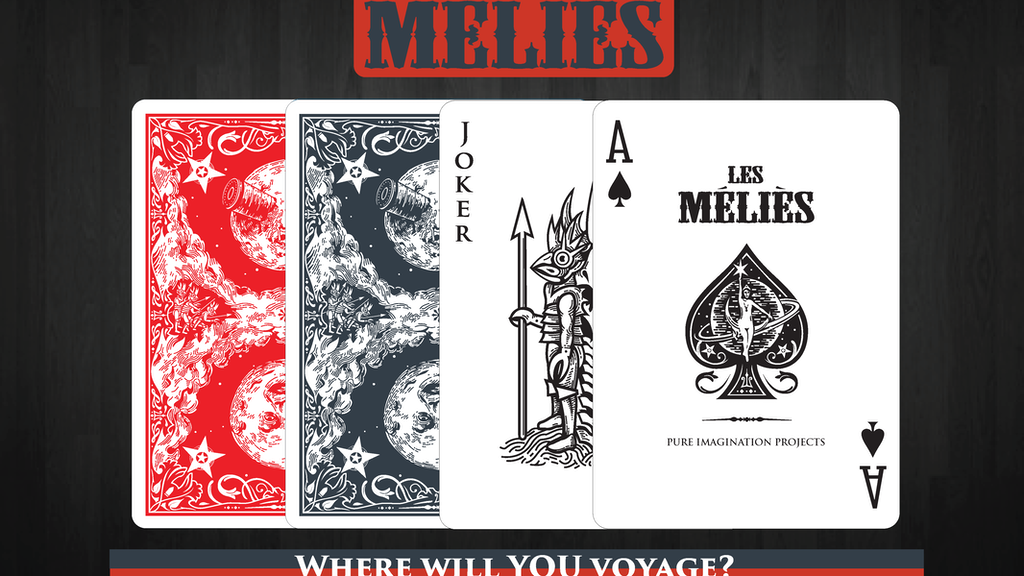 Voyager Playing Cards project video thumbnail