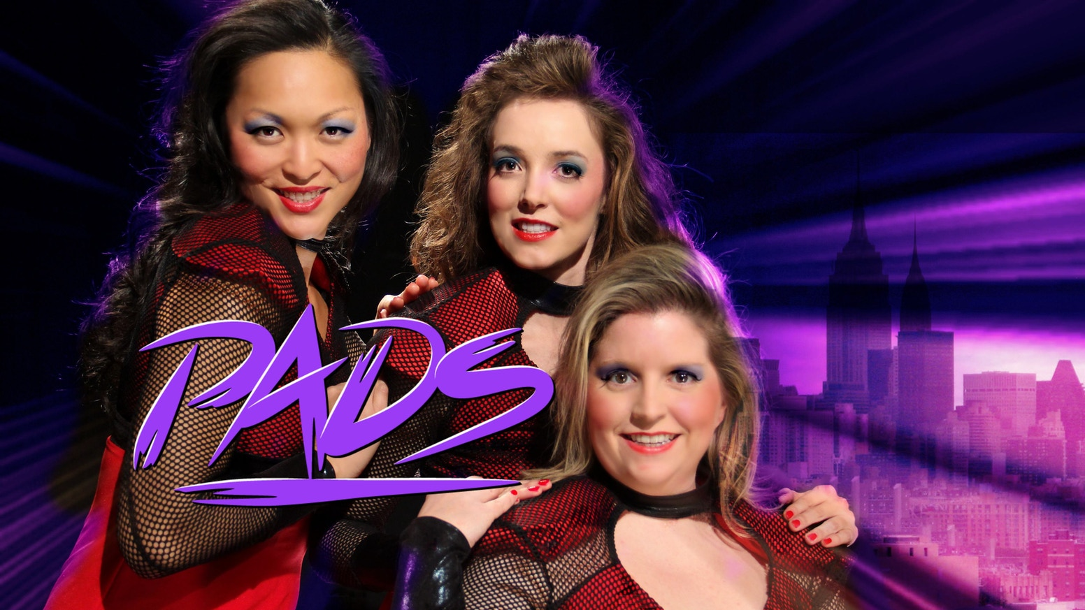 It's 1983; Three women take on Wall Street in this workplace comedy series about friendship, chasing dreams, & Big shoulder PADS!