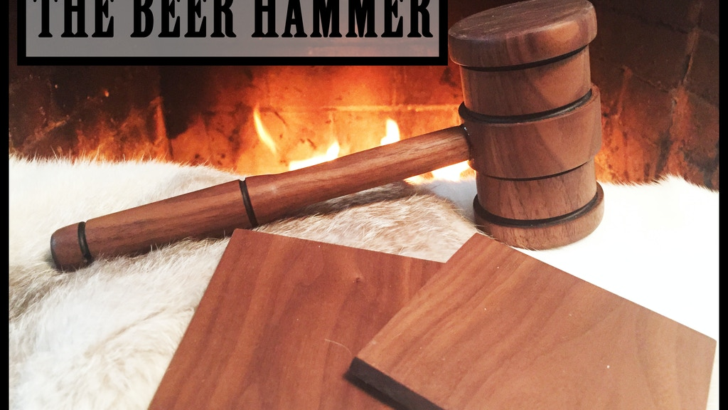 The Beer Hammer project video thumbnail