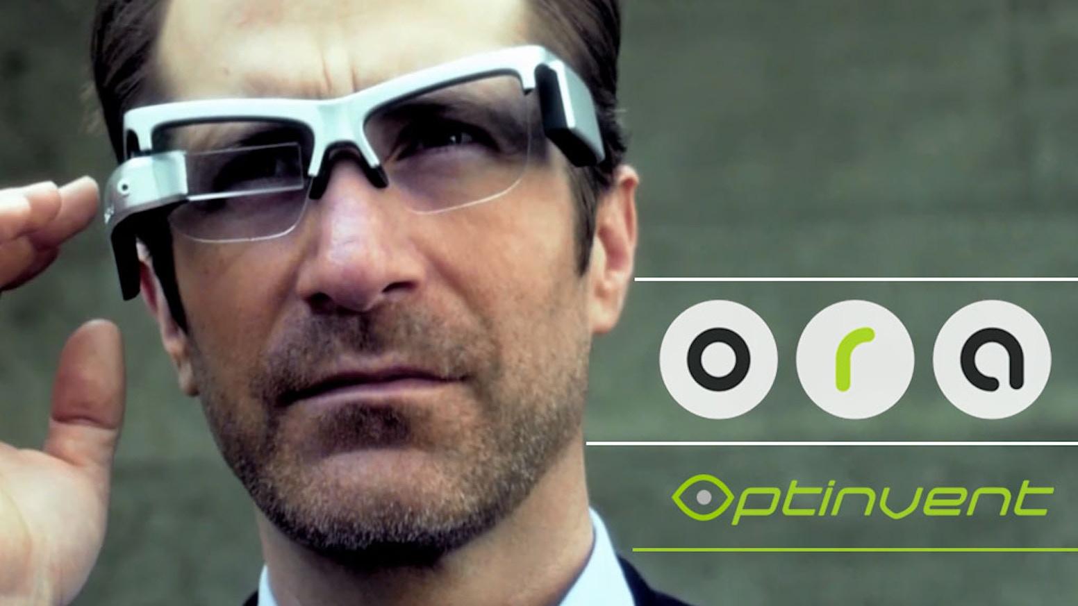 optinvent ora-2 augmented reality smart glasses