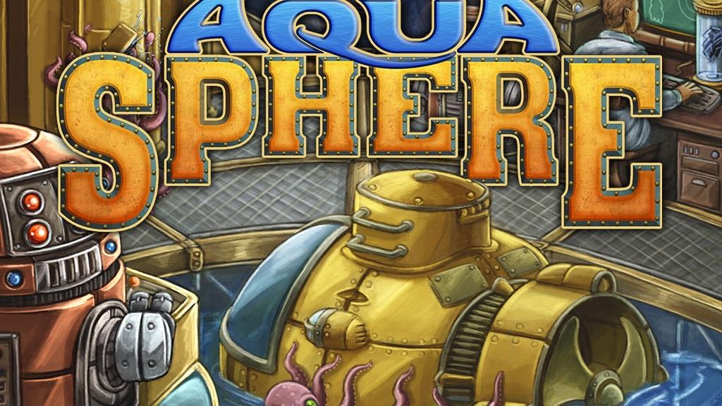 AquaSphere by Stefan Feld project video thumbnail