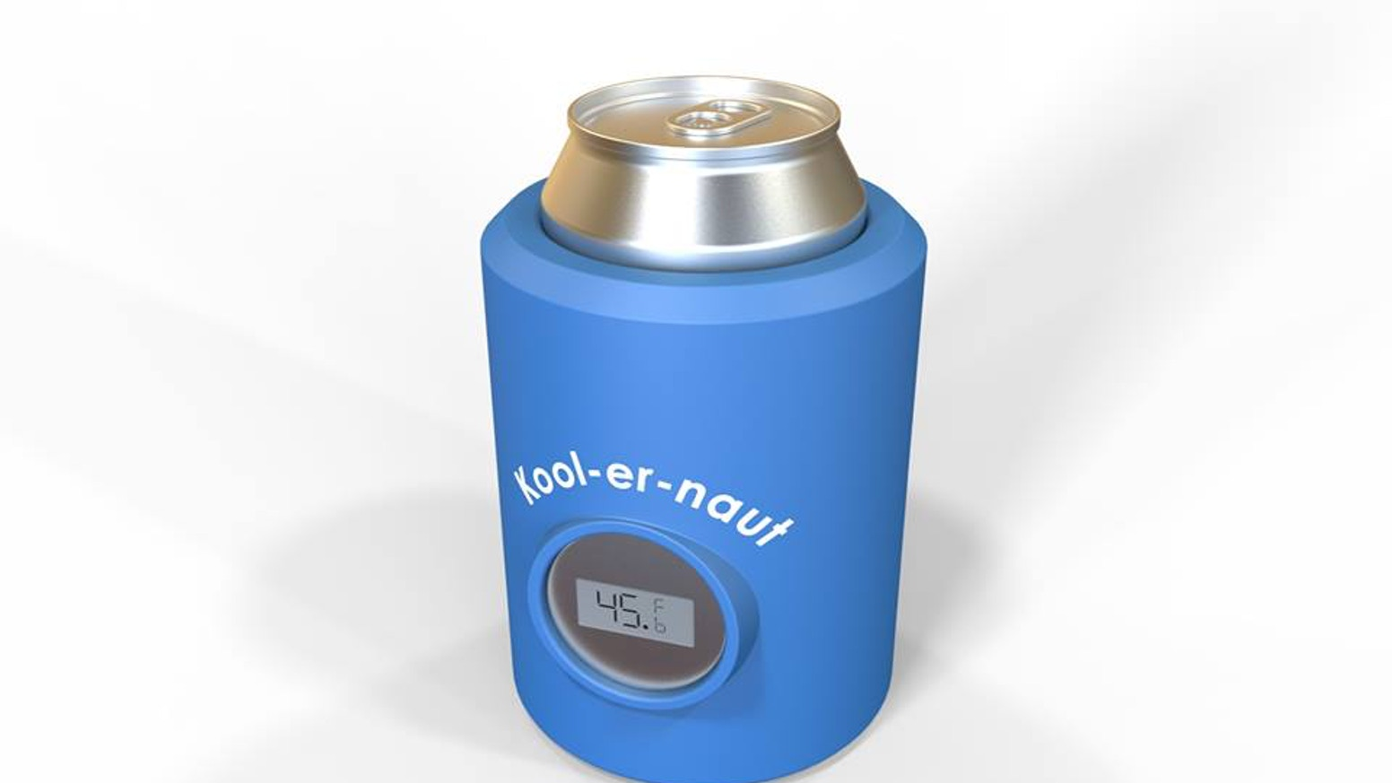 Digital technology meets the old fashioned foam KOOZIE with the Koolernaut.  Be a part of the revolution!