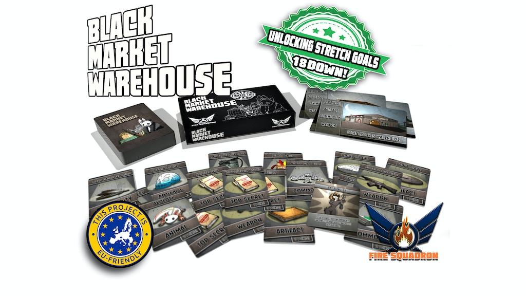 Black Market Warehouse project video thumbnail