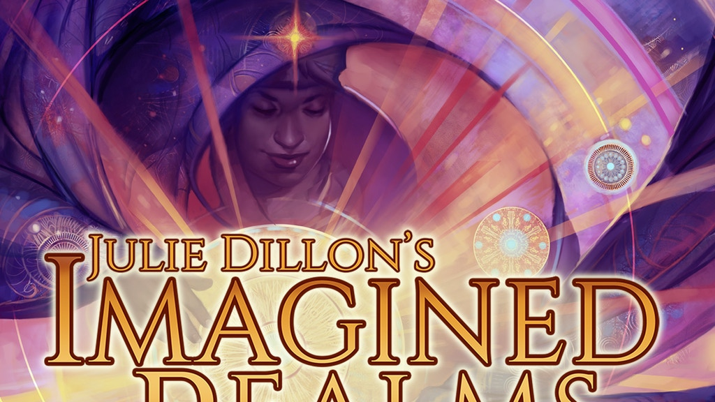 Imagined Realms: Book 1 - New Fantasy Art by Julie Dillon project video thumbnail