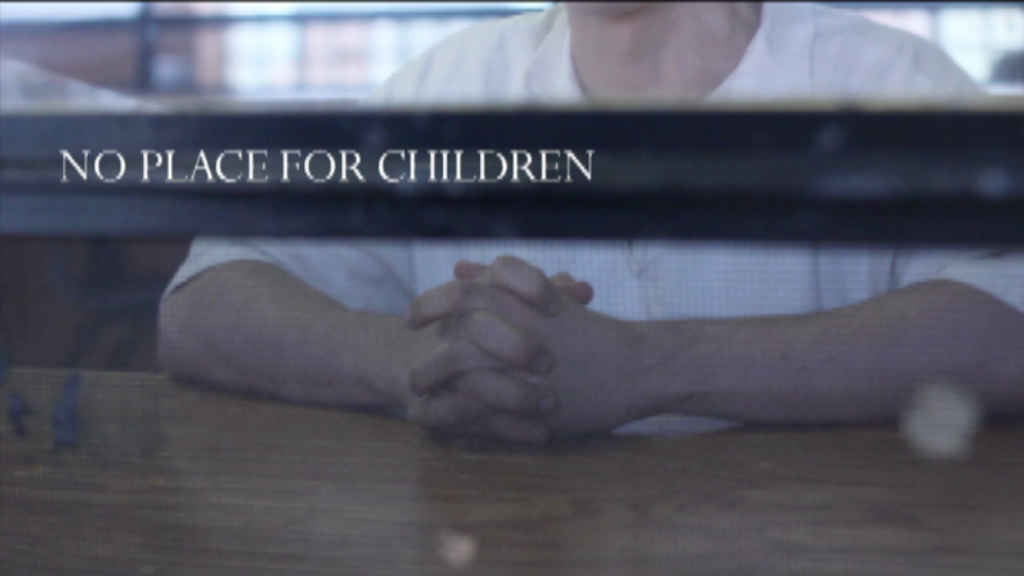 No Place For Children project video thumbnail