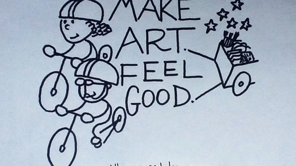 Art Therapy Pedalers project video thumbnail