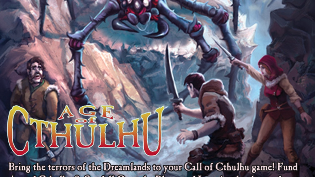 Age of Cthulhu 8: Starfall Over the Plateau of Leng Project-Video-Thumbnail