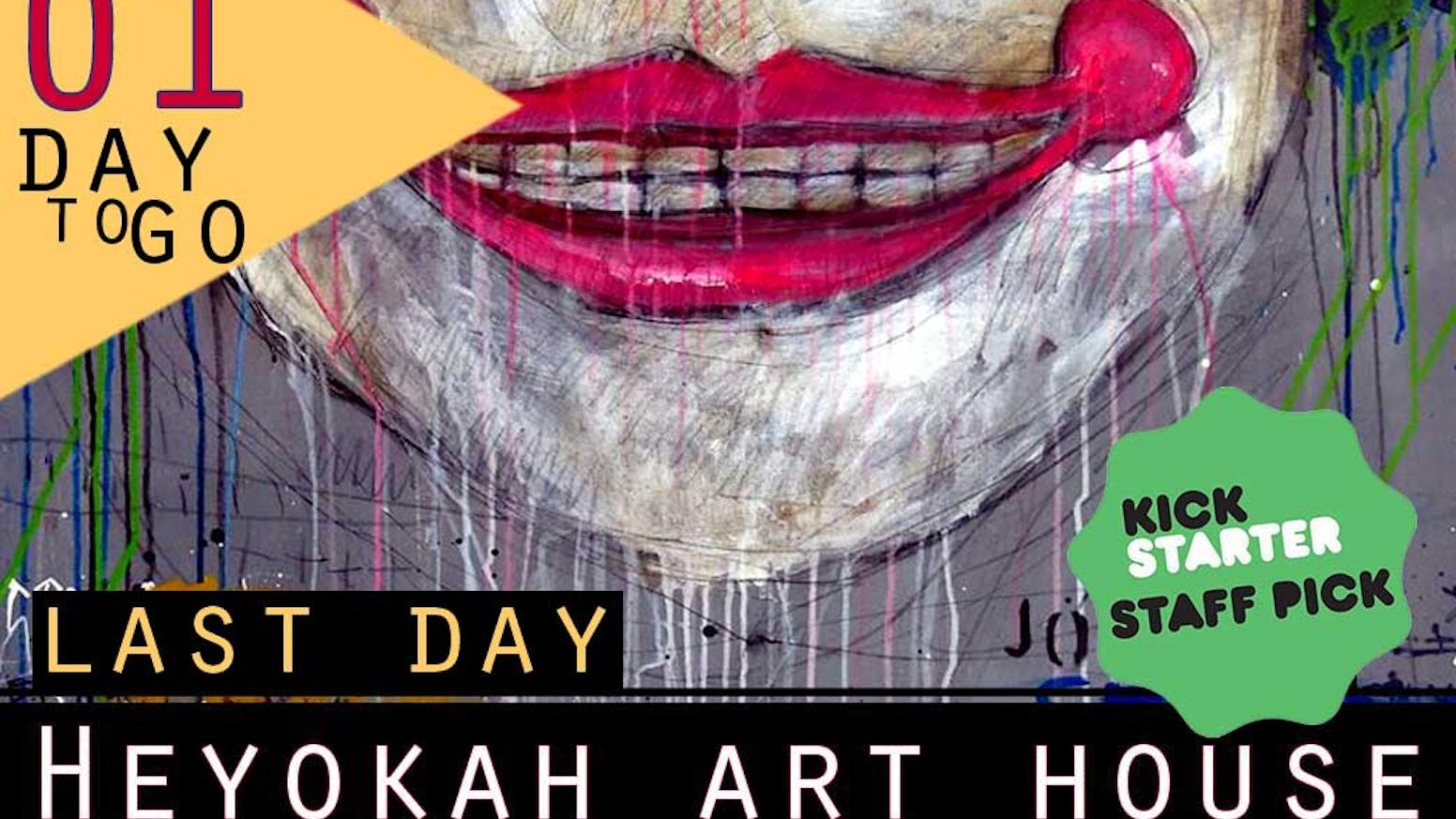 Heyokah Art House (ARI)