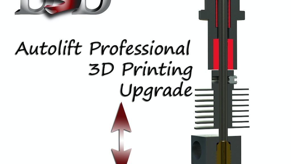 Autolift Precision 3D Printer Hot Ends project video thumbnail