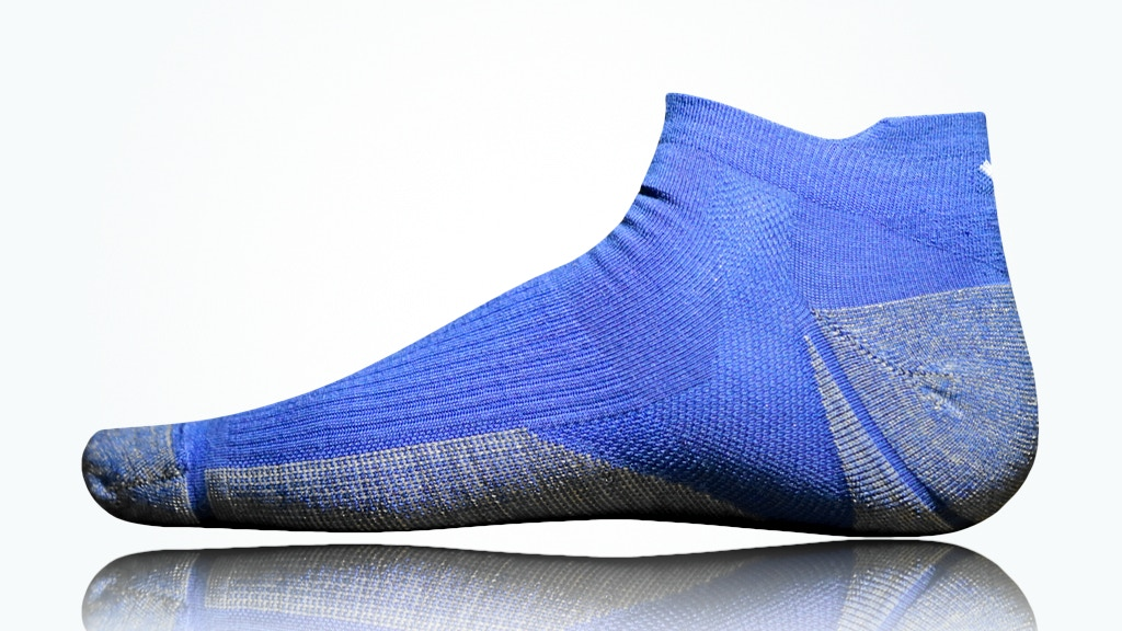 SilverAir Sock - Odorless Socks Made With Pure Silver project video thumbnail